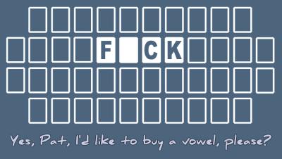buy a vowel.