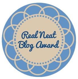 real neat blog award.