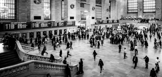Grand Central Station. NYC.