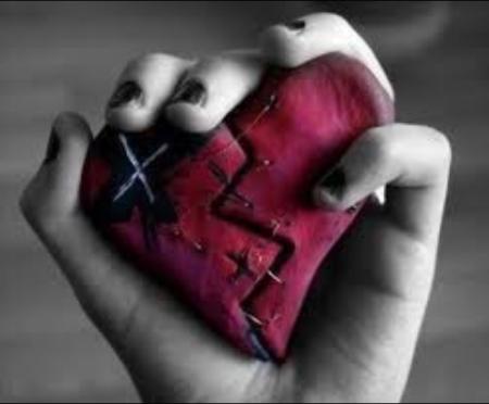 broken heart. poison.