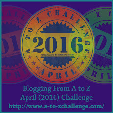 a to z challenge.