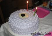 monster cake.