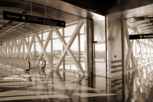 airport.