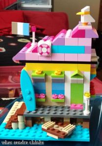 lego beach house.