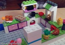 lego kitchen.