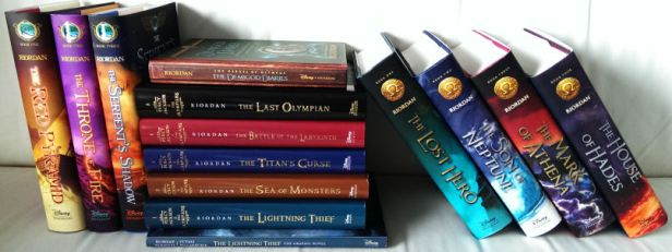 riordan books.
