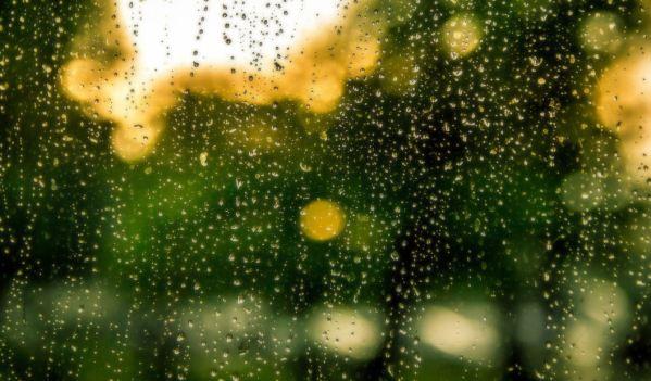 window rain.