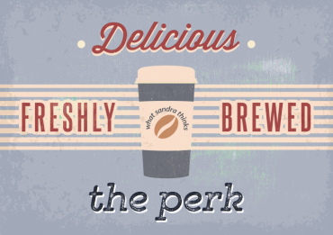 the perk.