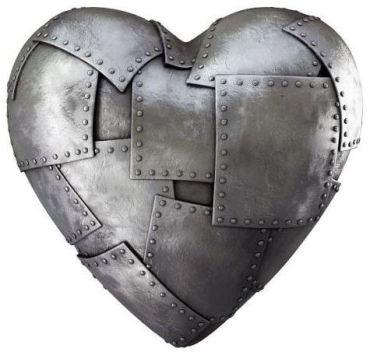 my steel heart.