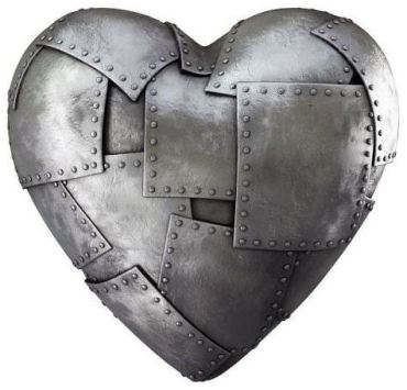 my steel heart.