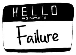 fail.