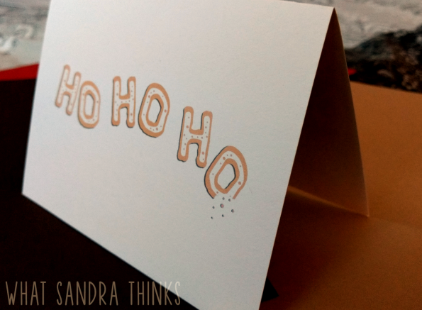 xmas | what sandra thinks
