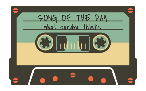 song of the day | what sandra thinks
