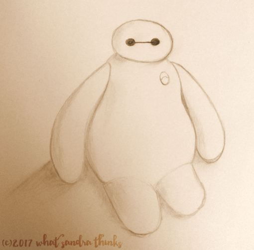 week 1 - baymax.