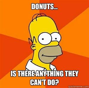 homer's donut wisdom