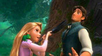 tangled | frying pan
